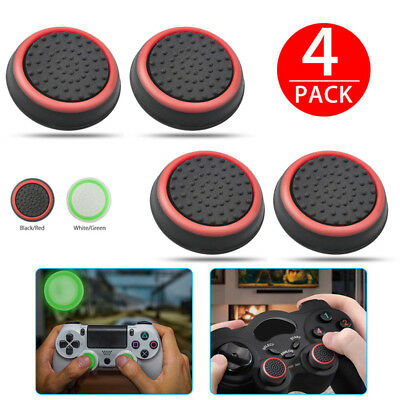 AU11.09 • Buy 4PCS Controller Game Accessories Thumb Stick Grip Joystick Cap For PS3 PS4_ RAW