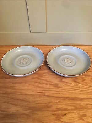 £5 • Buy 2 X Denby Reflections Saucers Good Condition Other Matching Items Available 5.75