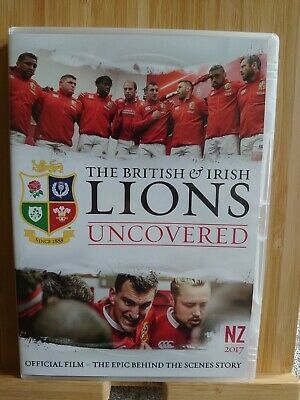 £1.50 • Buy British And Irish Lions 2017: Lions Uncovered [DVD], , Used; Good DVD