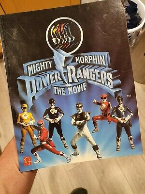 £9.99 • Buy Mighty Morphin Power Rangers: Movie Book By Gardner, Charles Paperback Book The