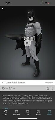 $225 • Buy NFT VeVe Collectibles #77 Jason Fabok Batman SOLD OUT Highly Collectible