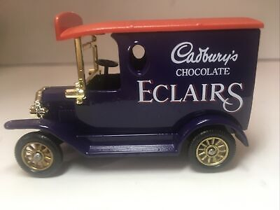 £2.20 • Buy Lledo Model T Ford,Cadbury's Chocolate Eclairs.