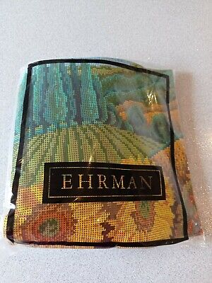 Ehrman Tapestry Kit Tuscan Landscape. Unopened With Wool. • 30£
