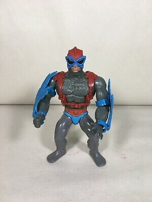 $60 • Buy MOTU, Stratos, Blue Wings, Masters Of The Universe Figure Complete He Man 8 Back