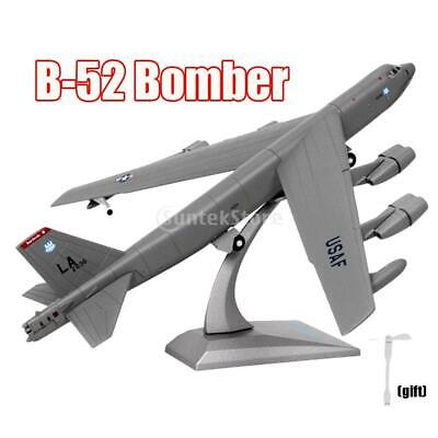 £24.48 • Buy B-52 Bomber Aircraft Model 1/200 Scale Air Force  Toy Collectibles