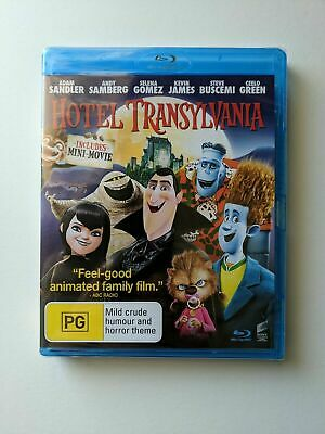 AU9.99 • Buy Hotel Transylvania, Blu Ray, Brand New, Sealed, Adam Sandler, Andy Samberg