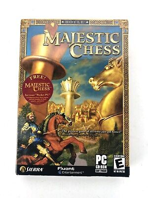 $20.23 • Buy Hoyle Majestic Chess (PC, 2003) Learn To Play Chess- COMPLETE