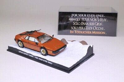 $ CDN18.79 • Buy James Bond #08;  Lotus Esprit Turbo; For Your Eyes Only; Excellent Boxed