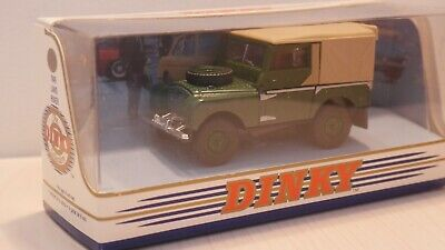 £15 • Buy Matchbox Dinky DY9 1949 Land Rover Series 1 - Boxed - VGC