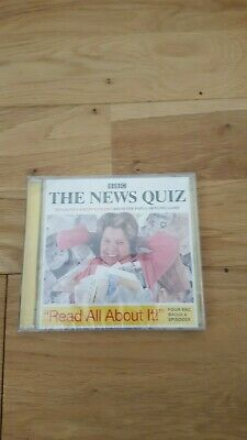 £4.95 • Buy The News Quiz Bbc Radio 4 Sandi Toksvig Cd Audio Comedy Brand New And Sealed