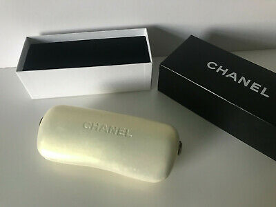 £30 • Buy New Chanel Pearl & Gold Sunglasses Box And Outer Box RARE