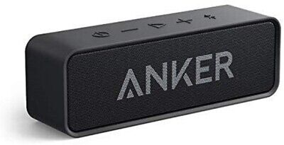 AU32.18 • Buy Anker Soundcore Bluetooth BLACK Speaker 24-Hour Playback Time NO DEFECTS