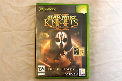 £8.99 • Buy Star Wars Knights Of The Old Republic II KOTOR 2 Sith Lords Microsoft Xbox
