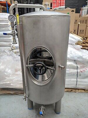 £2200 • Buy 400L Stainless Steel Conditioning Lager / Beer DPV Fermenter / CT Tank