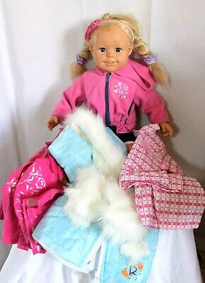 £24.99 • Buy Pretty Smoby 2004 Rosie Doll With Outfits And Shoes, 24 , Boots, Coats,
