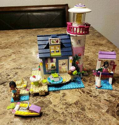 $29 • Buy LEGO Friends Lighthouse 41094 Lifeguard Post 41028 Water Scooter 41000 5A