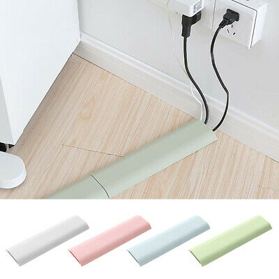£3.69 • Buy Home Safe Hide TV Cable Wire Cord Tidy Cover Wall Computer Audio Wall Organizer