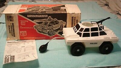 $ CDN60.50 • Buy Vintage GI Joe/Action Man Cherilea White Wasserwerfer Police Vehicle Rare