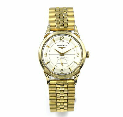 $ CDN160.32 • Buy Vintage Gents Longines Automatic Cal 22a Wristwatch 17 Jewels 10k Gold Filled