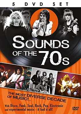 £19.96 • Buy Sounds Of The 70's [DVD] [2021]
