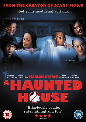 £12.83 • Buy A Haunted House [DVD]
