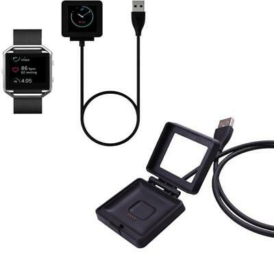 $ CDN14.74 • Buy Replacement USB Charging Charger Cable For Fitbit Blaze Smart Fitness Watch UK L