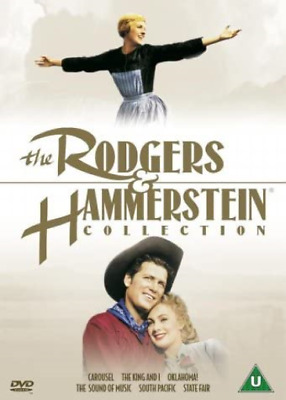 £37.32 • Buy Rodgers And Hammerstein Collection [DVD]