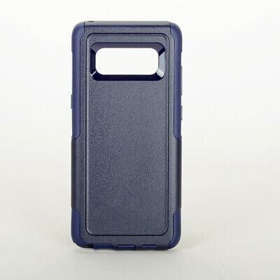 $ CDN9.69 • Buy For Samsung Galaxy Note 8 Shockproof Dual-Layers Snap Case Cover - Navy Blue