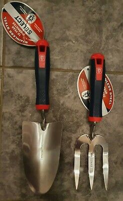 £18 • Buy Spear&jackson Stainless Steel Fork And Trowel Set