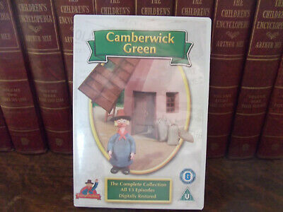 £4.50 • Buy Camberwick Green: The Complete Collection [DVD] [1966]