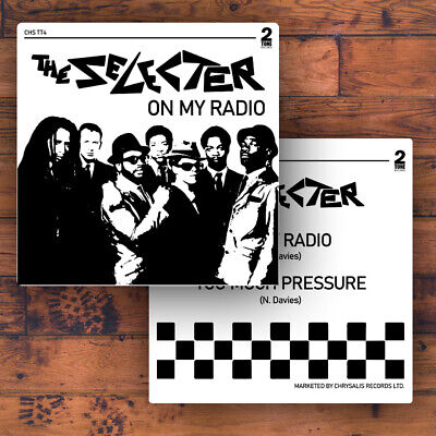 £3.29 • Buy The Selecter - On My Radio - Replacement Picture Sleeve For Uk 7  - Two Tone