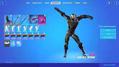 $ CDN73.24 • Buy F0rtnite Account With 60+ Fantastic Skins And Items !!! (full Access)