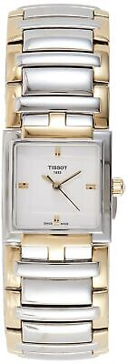 $ CDN180.76 • Buy Tissot Women's T051.310.22.031.00 White Dial T Evocation Watch