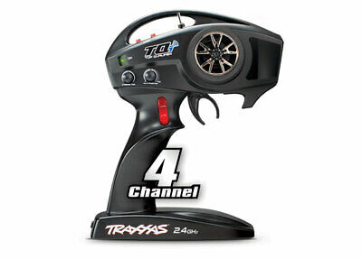 $ CDN96.74 • Buy Traxxas TQi 2.4ghz 4-Channel Transmitter Traxxas Link™ Enabled TRA6530