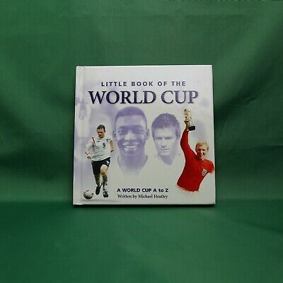 £5.95 • Buy Little Book Of The World Cup By Michael Heatley (Hardcover, 2005) Bobby Moore