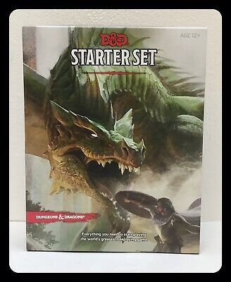 £12.99 • Buy Dungeons & Dragons D & D Starter Set Role Playing Game Dice Books Sheets