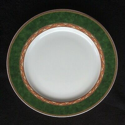 £12.99 • Buy Royal Worcester Fine Porcelain Mosaic Dinner Plate Immaculate Condition #2 Of 4
