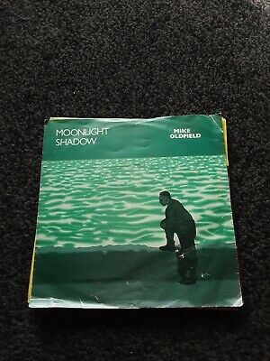 £0.75 • Buy Mike Oldfield ‎– Moonlight Shadow (Virgin, 1983) 7  Vinyl P/S Single