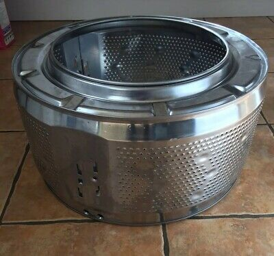 £28.95 • Buy Washing Machine Upcycled Drum/fire Pit/bbq/camping Fire Wood Burner No Spindle