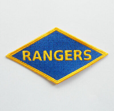 $7.99 • Buy WWII US Army Rangers Embroidered Patch M41 M43 Jacket Shoulder Patch