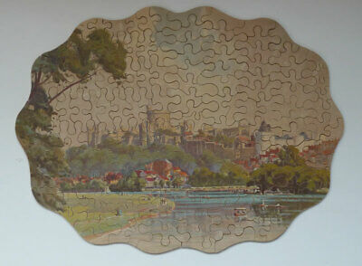 £30 • Buy GWR Jigsaw Puzzle Windsor Castle 1920s Excellent Replacement Pieces Chad Valley