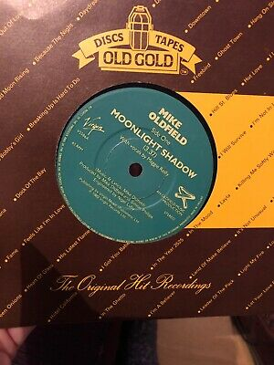 "£1.90 • Buy Mike Oldfield - Moonlight Shadow 7"" Vinyl UK 1983"