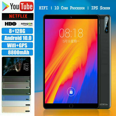 £67.99 • Buy 10  Inch Android 10.0 Tablet PC 128GB Octa Core Dual SIM Camera GPS Phablet
