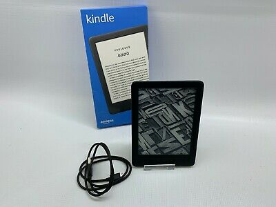 £35 • Buy Amazon Kindle Touch 2019 J9G29R 6 Inch 8GB E-Reader Black #1151846