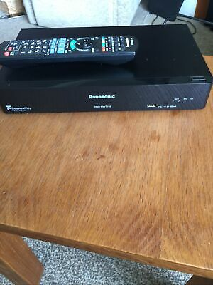 £50 • Buy Panasonic DMR-HWT150EB 500GB HDD Recorder With Freeview Play - Black