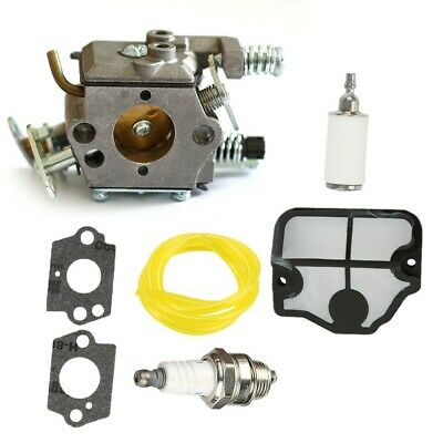 £11.95 • Buy Carburetor Air Filter Kit For Husqvarna 36 41 136 137 141 Chainsaw Spare Parts