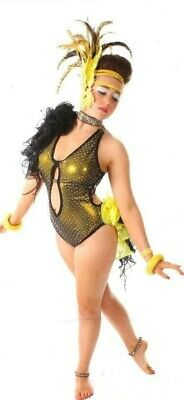 £75 • Buy Stoned Boutique Champ Dance Costume