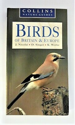 £1.99 • Buy Birds Of Britain & Europe - Collins Nature Guides - 1994 Paperback