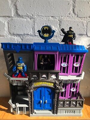 £10.99 • Buy Fisher Price Imaginext DC Super Friends Gotham City Jail  Action Toy Playset