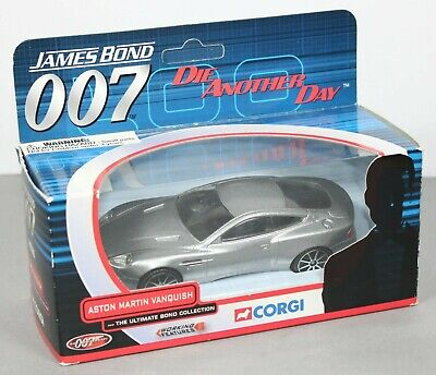 £9.79 • Buy Corgi James Bond - Ultimate Collection  Die Another Day  Aston Martin Vanquish